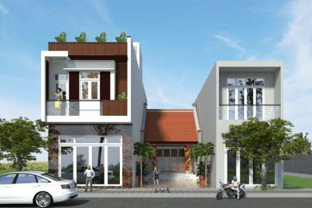 thiết kế nhà đẹp quảng ngãi